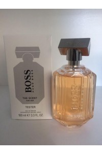 Hugo Boss The Scent Edt 100 Ml Orjinal Tester
