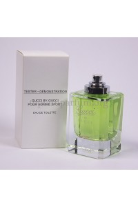 Gucci By Gucci Pour Homme Sport ( orjinal tester )
