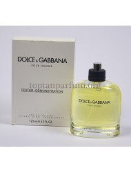 Dolce & Gabbana Pour Homme (orjinal tester)