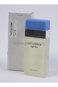 Dolce & Gabbana Light Blue women (orjinal tester)