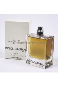 Dolce & Gabbana The One Men (orjinal tester)