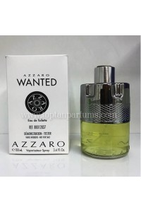 Azzaro Wanted  for men 100 ml edt  tester