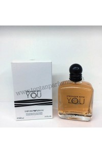 Emporio Armani Stronger With You Giorgio Armani for men 100 ml edt tester parfum