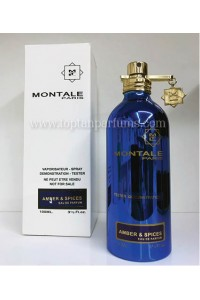 Montale Amber & Spices EDP 100ml unisex tester parfum