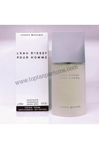 Issey Miyake Pour Homme (orjinal tester)