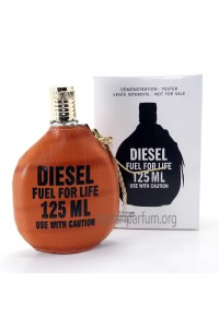 Diesel Fuel For Life 125 ML (orjinal tester)