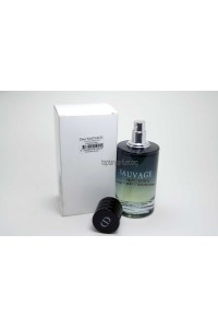 Christian Dior - Sauvage men 100 ml (orjinal tester)