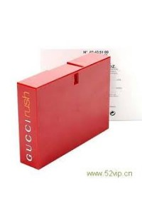 Gucci Rush 75 ML (orjinal tester)