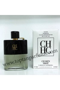 Carolina Herrera CH Men Privé Eau de Toilette 100 ml tester