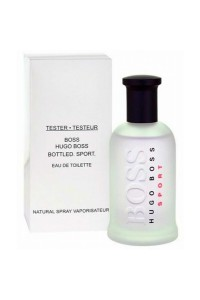hugo boss bottled sport 100ml edt tester
