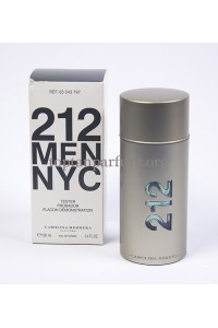 Carolina Herrera 212 Men (orjinal tester)