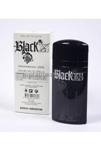 Paco Rabanne Black XS men EDT 100 ML (orjinal tester)