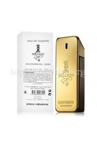 Paco Rabanne One Million 100 ml (orjinal tester)